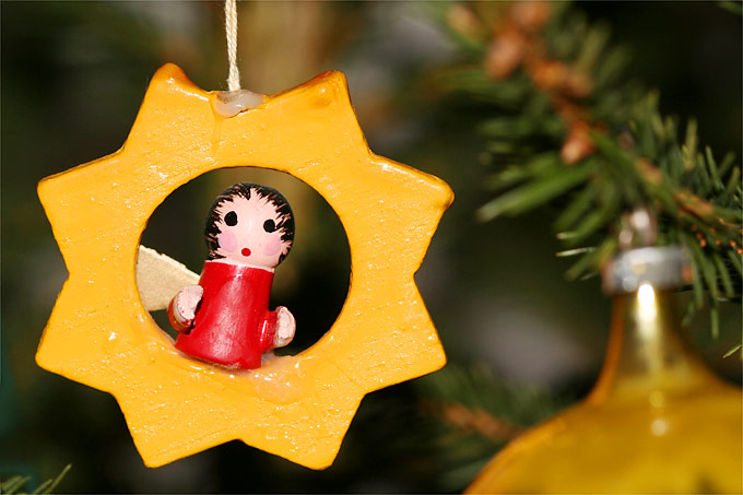 Christbaumschmuck - Foto: Helge May