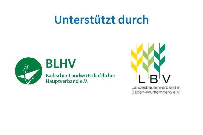 Die Bauernverbände in Baden-Württemberg unterstützen den Infoflyer