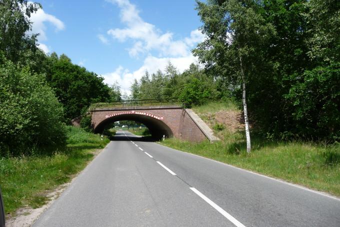Grünbrücke Himbergen - Foto: Elke Meier